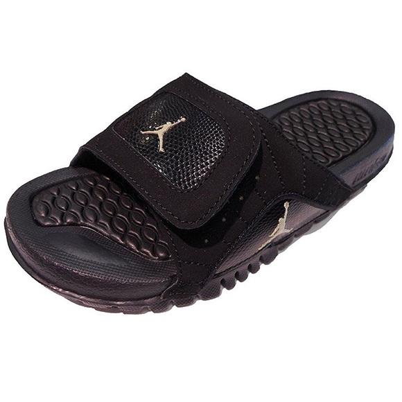 online store 011c3 95f31 New Jordan Hydro Sandals Slides Slippers NWT